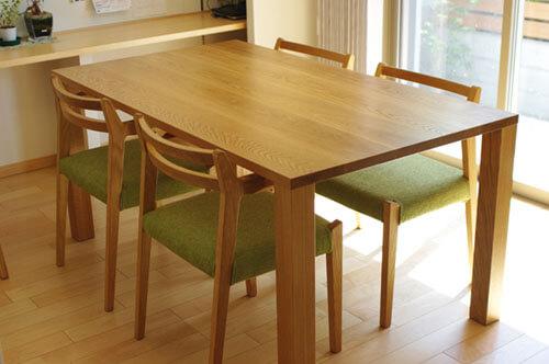 納品テーブル