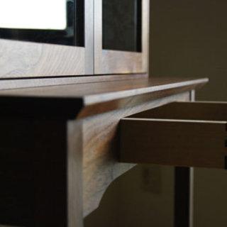 神奈川のオーダー家具屋inahono furniture カップボード
