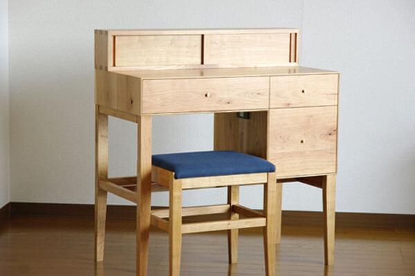 神奈川のオーダー家具 デスク