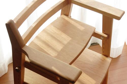 ダイニング用子供椅子