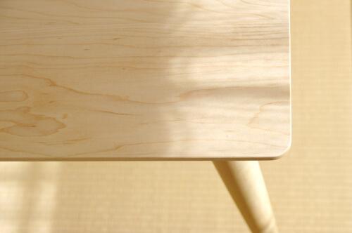 神奈川の無垢材家具 テーブル