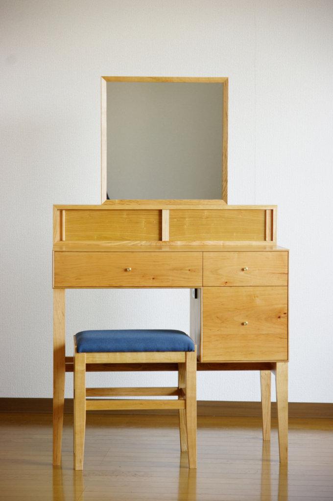 神奈川のオーダー家具 ドレッサー