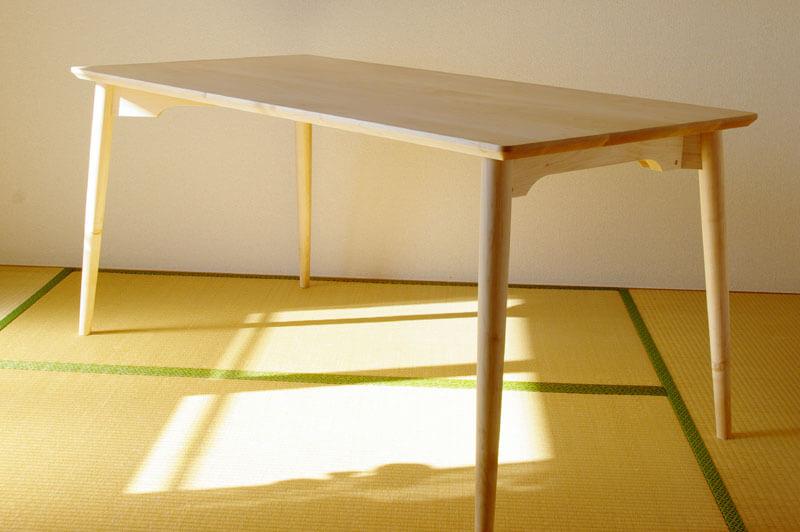 神奈川のオーダー家具 ダイニングテーブル