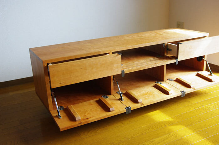 オーダー家具 テレビボード