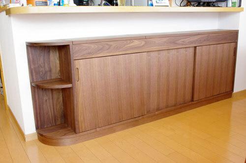 横浜のオーダー家具inahono furniture